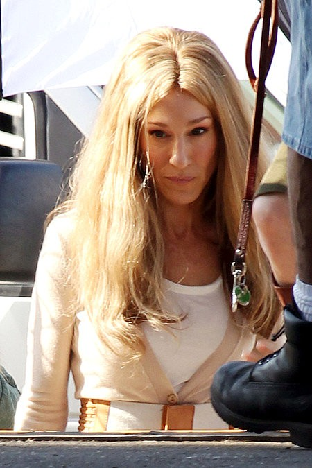 Sarah Jessica Parker: Replacing Demi Moore in 'Lovelace' Is a Daunting Task