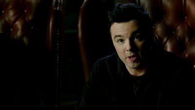 Seth MacFarlane Takes the Pill to Enter 'The Matrix' in New Oscars Promo