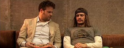 Seth Rogen and James Franco Make 'Pineapple Express 2' Faux Trailer for April Fools' Day