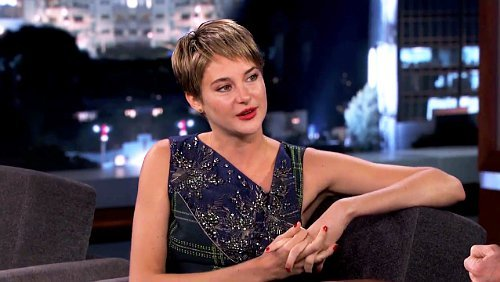Shailene Woodley Explains Why She's Homeless and Sleeps on Friends' Couches