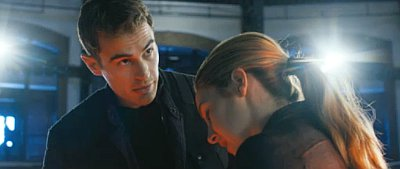 Shailene Woodley's 'Divergent' Debuts Action-Packed Sneak Peek