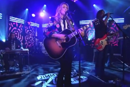 Video: Sheryl Crow Debuts 'Easy' on 'Jimmy Kimmel Live!'