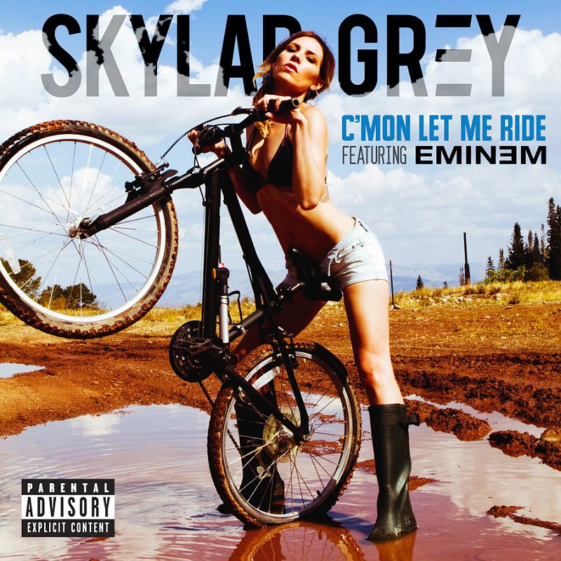 Skylar Grey Rides With Eminem in New Video 'C'mon Let Me Ride'