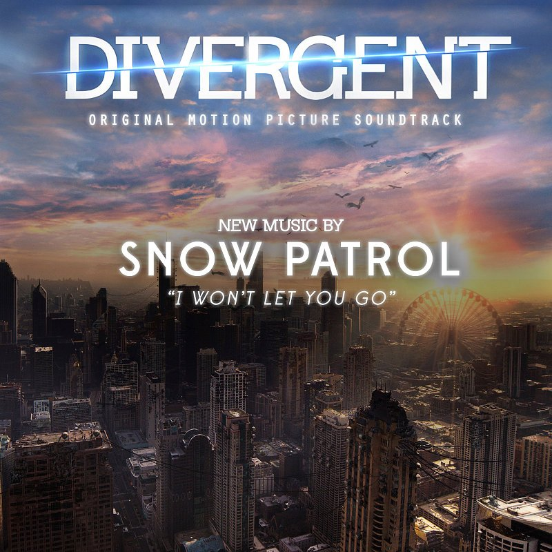 Snow Patrol Debuts 'I Won't Let You Go' From 'Divergent' Soundtrack