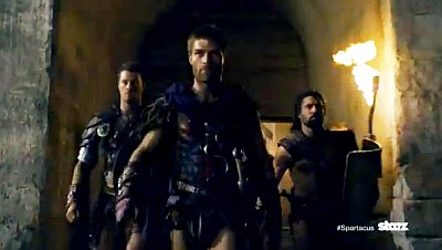 'Spartacus' Season 3 Promos Highlight the Rebels and the Romans