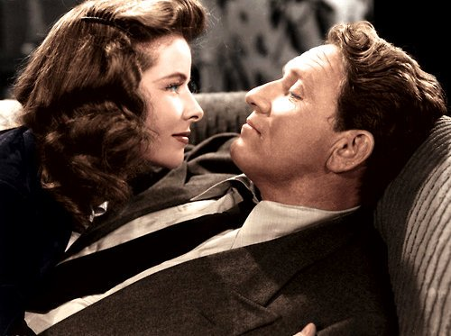 Spencer Tracy and Katharine Hepburn's Hollywood Affair Goes to Big Screen