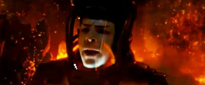 Spock Thrown Into Active Volcano in 'Star Trek Into Darkness' New Clip