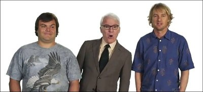 Steve Martin, Jack Black and Owen Wilson are Rivals in 'Big Year' Teaser Trailer
