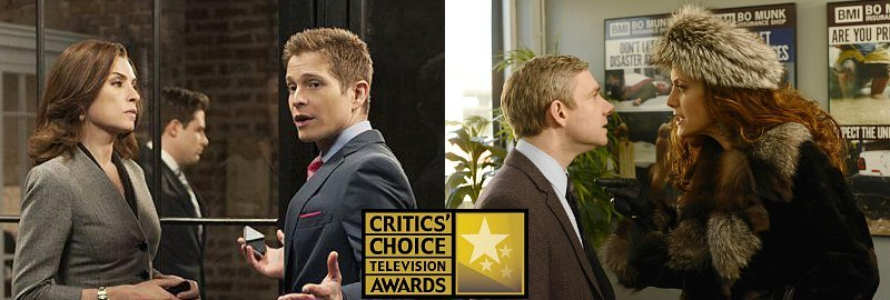 'The Good Wife' and 'Fargo' Dominate 2014 Critics' Choice TV Awards Nominations