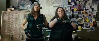 First 'The Heat' Trailer: Sandra Bullock and Melissa McCarthy Are Mad Cops