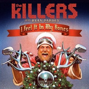 The Killers Release Christmas Song 'I Feel It in My Bones' for Charity