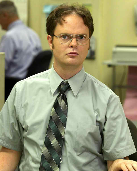 rainn wilson height