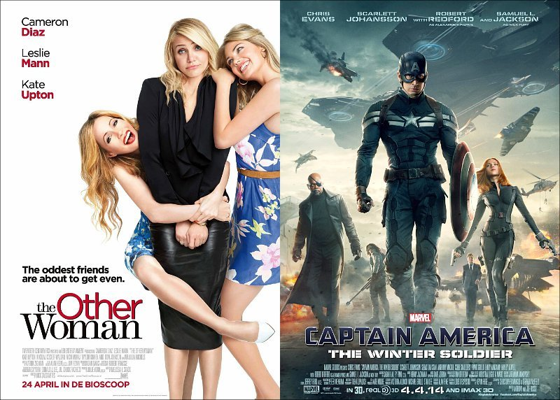 'The Other Woman' Triumphs Over 'Captain America 2' at Box Office