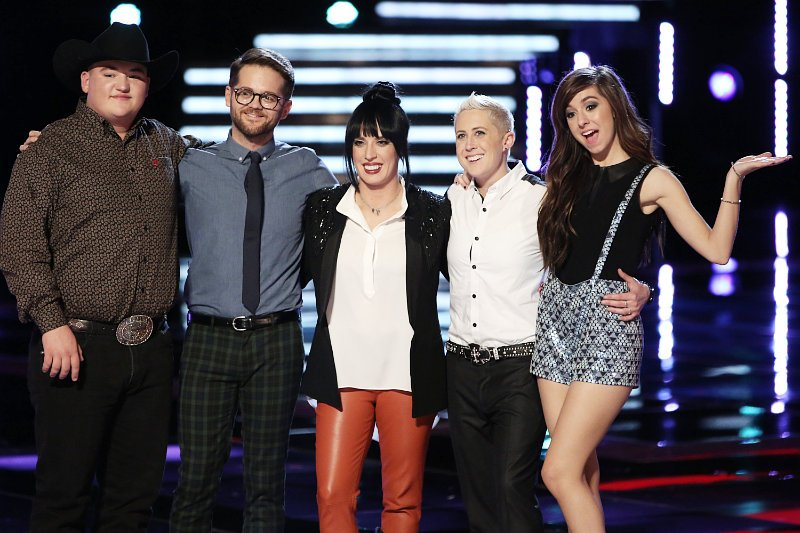 'The Voice' Reveals Top 5, Kat Perkins Wins the Save Again