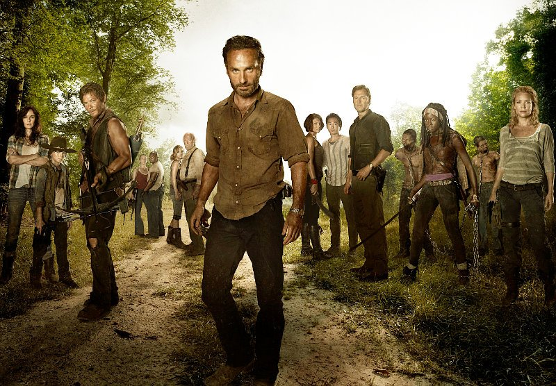 'The Walking Dead' Season 5 Will Be Messy, Brutal and Thrilling