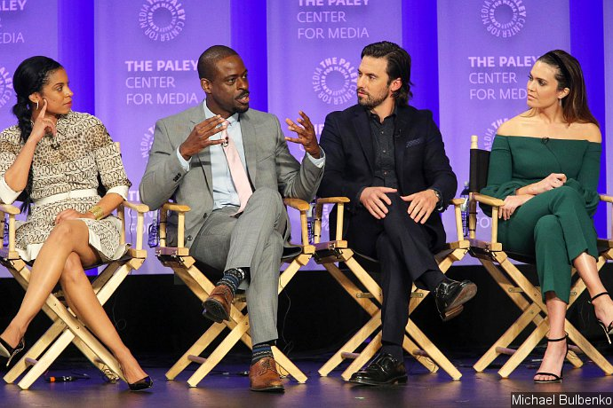 'This Is Us' Cast Teases Season 2 and Jack's Mysterious Death at 2017 PaleyFest