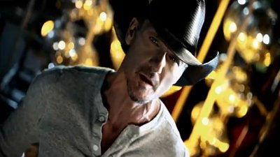 Tim McGraw Premieres 'One of Those Nights' Music Video