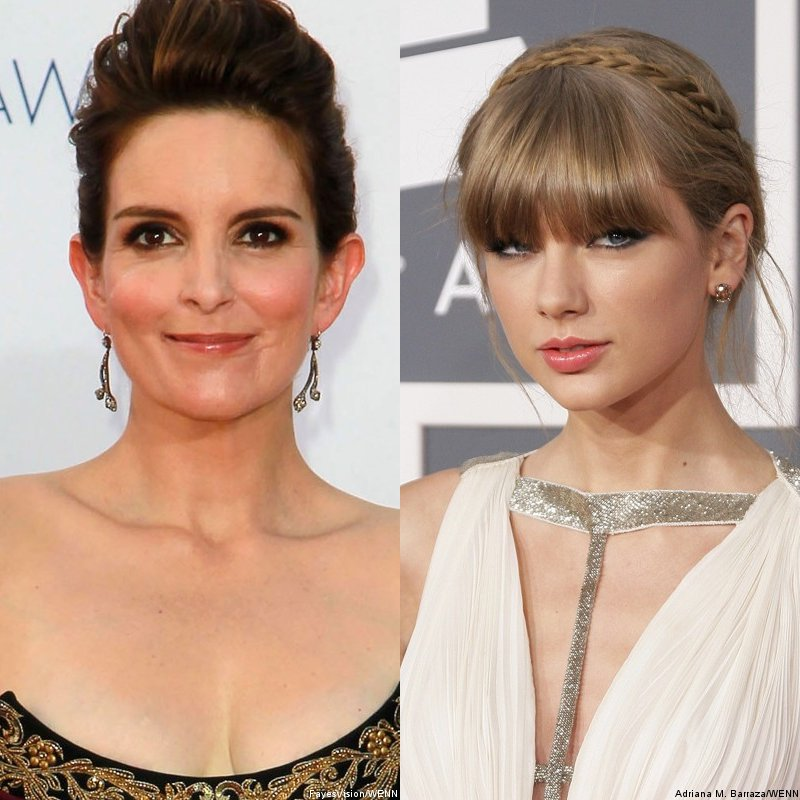 Tina Fey Surprised by Taylor Swift's 'Special Place in Hell' Comment