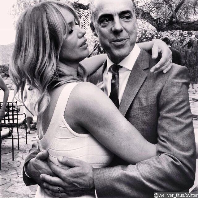 'Good Wife' Star Titus Welliver Marries Jose Stemkens