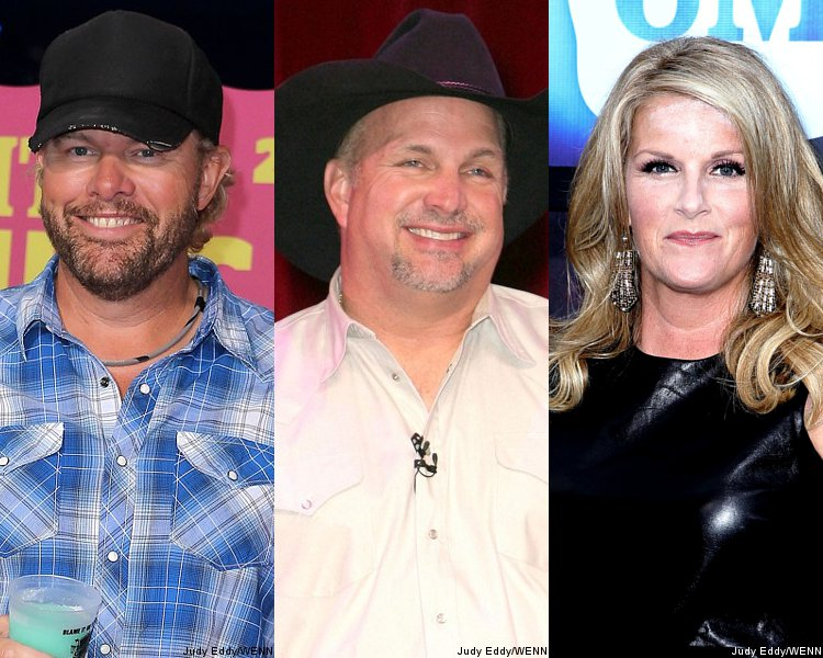 Toby Keith Adds Garth Brooks and Trisha Yearwood to Oklahoma Twister Relief Concert