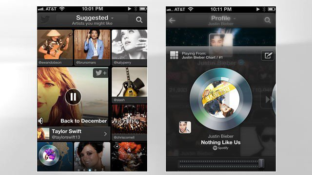 Twitter Launches Music Discovery App 'Twitter #Music'