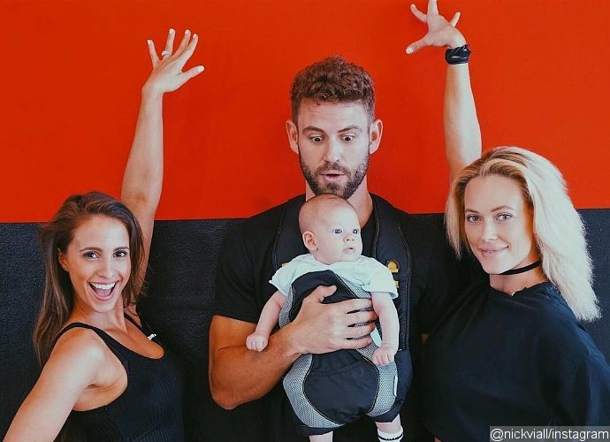Vanessa Grimaldi Joins Nick Viall and Meets Peta Murgatroyd at 'Dancing with the Stars' Practice