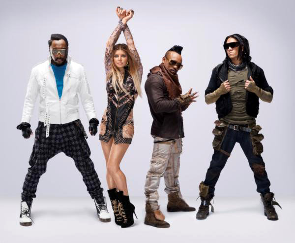 Video Premiere: Black Eyed Peas' 'Just Can't Get Enough' (Tribute to Japan)