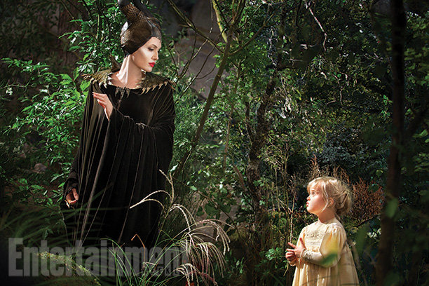 Vivienne Cast in 'Maleficent' Because She's the Only Kid Not Scared of Angelina Jolie