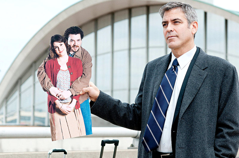 George Clooney and 'Up in the Air' Become Favorite to Receive Golden Globe