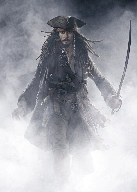 'Pirates of the Caribbean 4' to Shoot in Hawaii