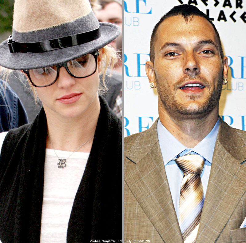 Britney Spears and Kevin Federline Free to Take $50,000