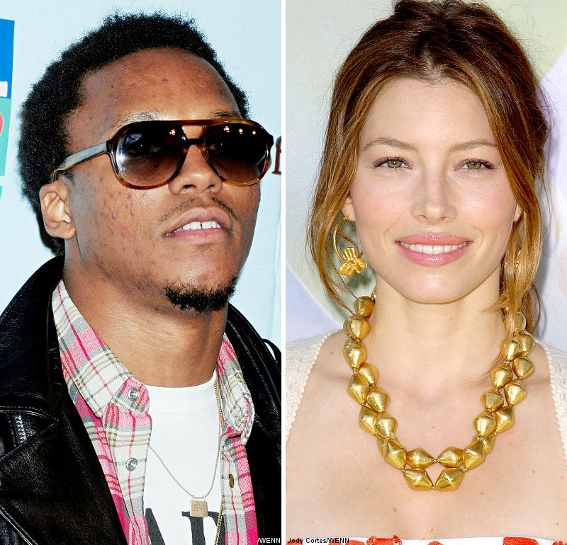 Lupe Fiasco Denying Rumors He's Kindling Romance With Jessica Biel