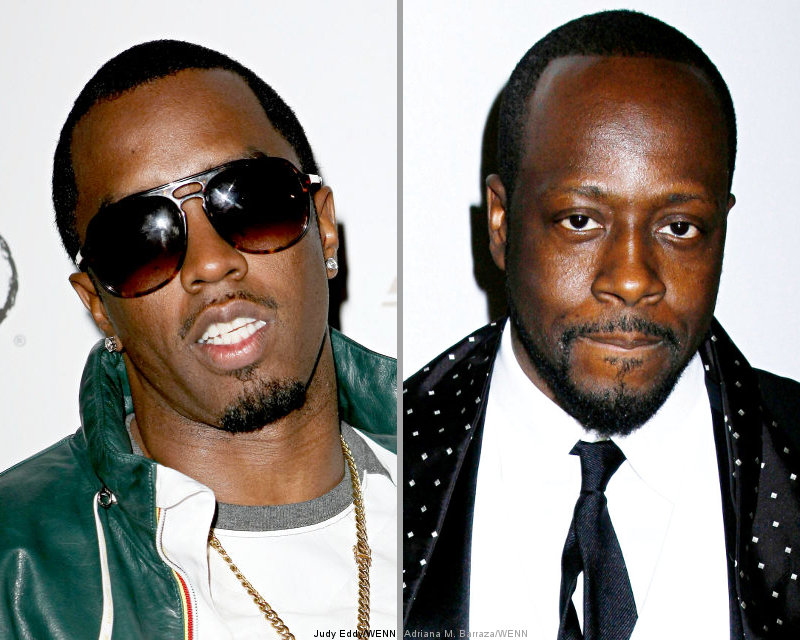 P. Diddy: Wyclef Jean Should Run for President of Haiti