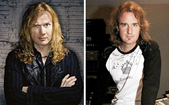 Dave Mustaine Tells All About Dave Ellefson's Comeback