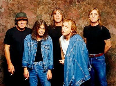 AC/DC's Aussie Gigs Ended in Disarray