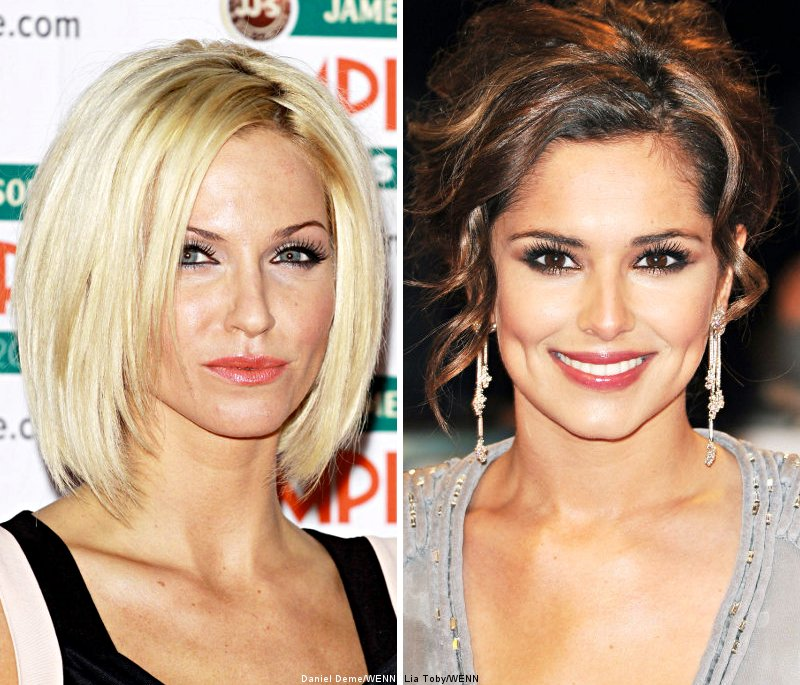 Sarah Harding Stunned by Cheryl Cole's Hectic Schedule
