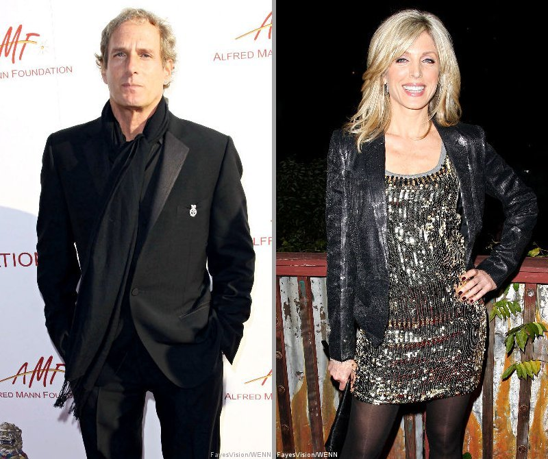 New Couple Alert: Michael Bolton and Trump's Ex