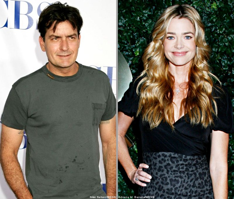 Charlie Sheen Gives Daughters' Custody to Ex-Wife