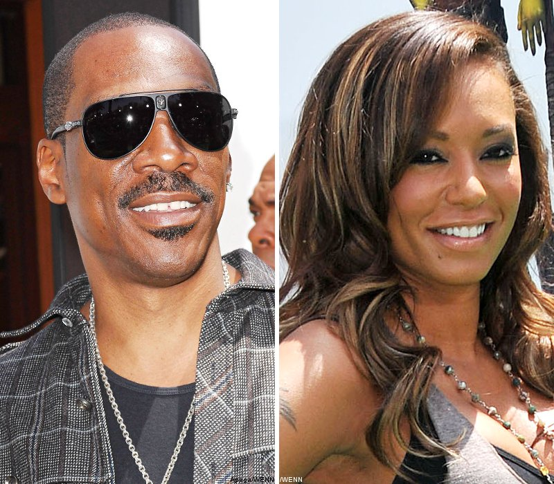 Eddie Murphy and Melanie Brown Made Public Their Reconciliation
