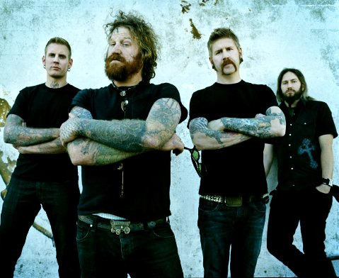 Mastodon Call Off World Tour Because Guitarist Is Sick