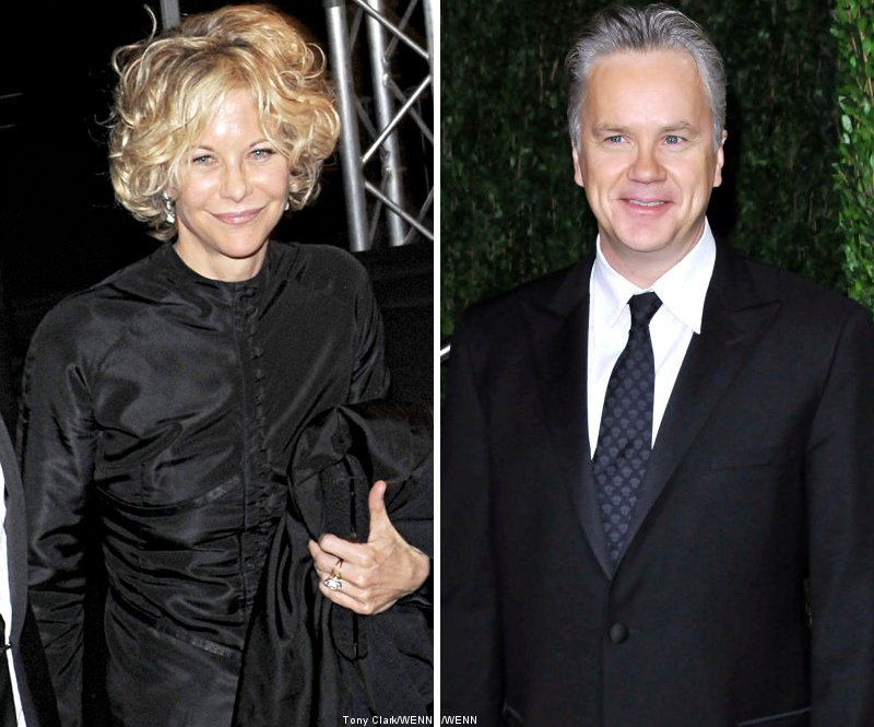 Meg Ryan and Tim Robbins Are Just 'Great Friends'