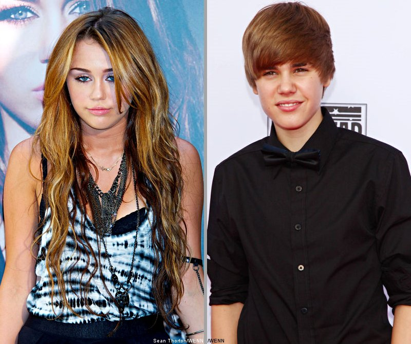 Miley Cyrus Vows to Take Revenge for Justin Bieber's Midnight Prank Call