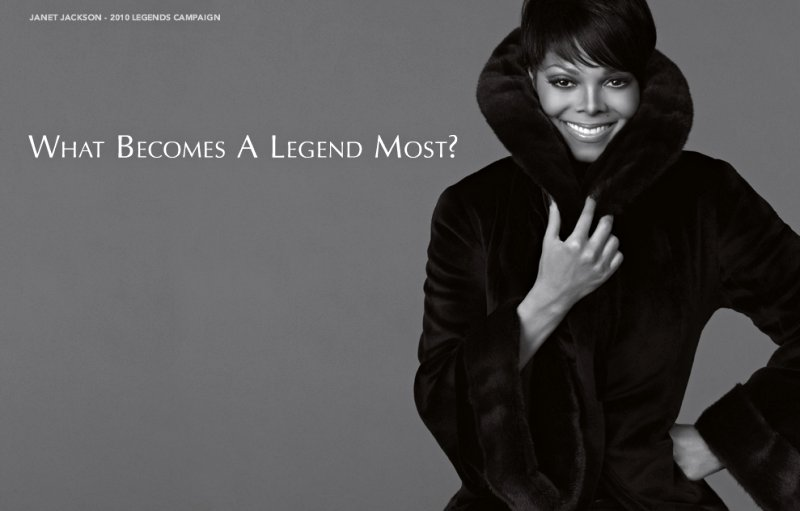 PETA Not Pleased by Fur-Supporting Janet Jackson