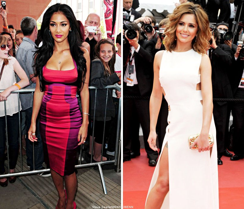 Nicole Scherzinger Impresses Simon Cowell, to Replace Cheryl Cole on 'X Factor'