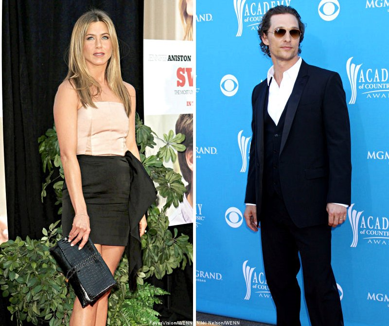 Jennifer Aniston and Matthew McConaughey Have Sexiest Beach Body