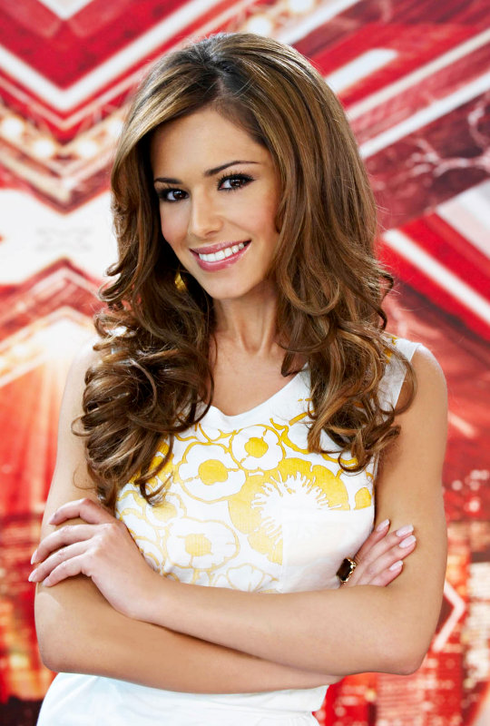 Death Threats to Cheryl Cole Over 'X Factor' Axing Investigated