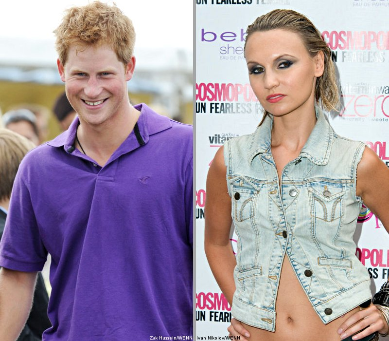 Prince Harry Allegedly Dates Camilla Romestrand