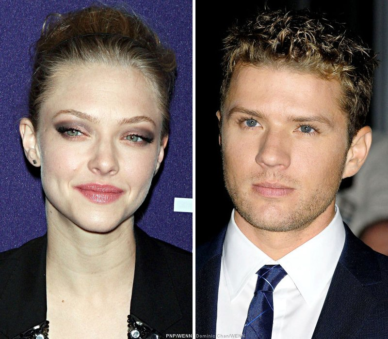 Amanda Seyfried Reportedly Dating Ryan Phillippe
