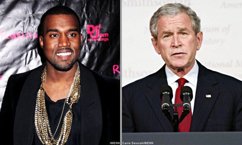 Kanye West Responds to Bush's 'Disgusted' Comment