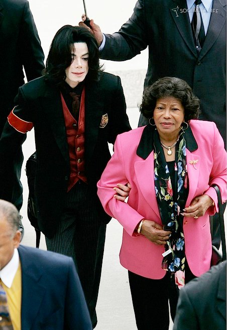 Michael Jackson Told Mom He Wasn't Using Drugs